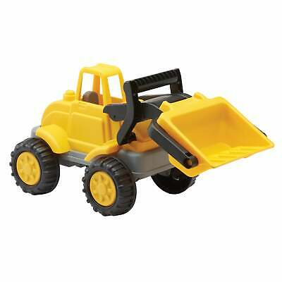 American Plastic Toys Gigantic Loader Vehicle 4-Pack Silver, Yellow, Black