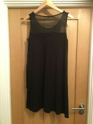 Fringed Flapper style Dress great for Fancy Dress size small