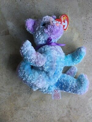 MWMT Ty Beanie Baby ~ DELILAH the Cat 6 Inch