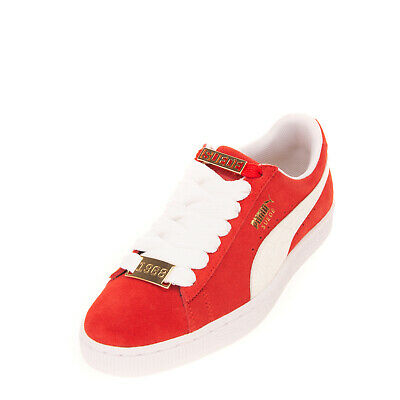 PUMA CLASSIC B-BOY FABULOUS Suede Leather Sneakers Size 38 UK 5 US 6 Lace Up
