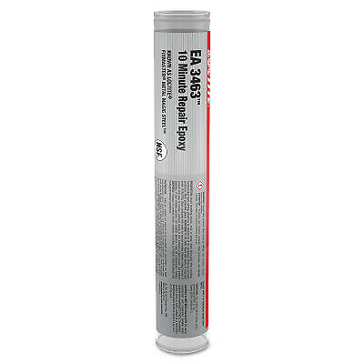 """6"""" STEEL STICK HAND MOLDABLE PUTTY 209681  - 1 Each"""