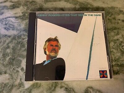 NM Kenny Rogers Eyes That See in Dark (CD 1983 Barry Gibb) DOLLY PARTON BEE GEES