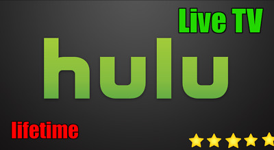 Hulu Premium + Live TV  FAST Delivery🔥🔥  1 Year Warranty 🔥🔥