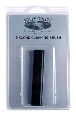 Nitty Gritty Record Cleaning Brush New