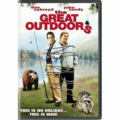 The Great Outdoors On DVD With Dan Aykroyd JOHN CANDY WIDESCREEN USA REGION 1