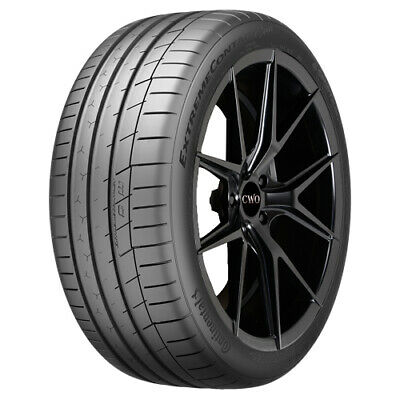 285/35R20 Continental Extreme Contact Sport 100Y BSW Tire