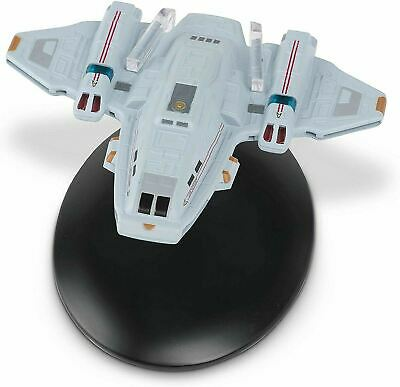 Eaglemoss STAR TREK U.S.S. Voyager's Aeroshuttle Starship Die-Cast Model (#78)