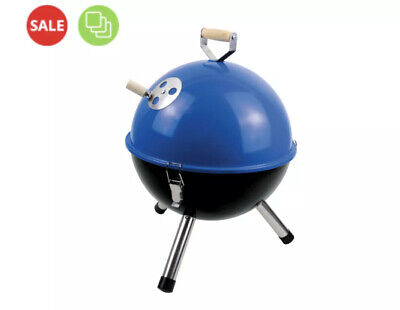 Buy Barbecue House: 35cm Portable Kettle BBQ at Home Bargains