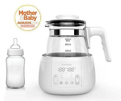 UneeQbaby Baby Formula Kettle with Built in Thermostat, for Bottle Feeding
