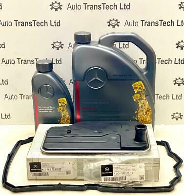 New Mercedes Gearbox Oil for 722.6 Gearbox 5 Ltr Genuine Oil BNIB
