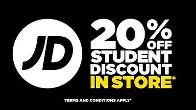 Jd Sports 20% Discount Code