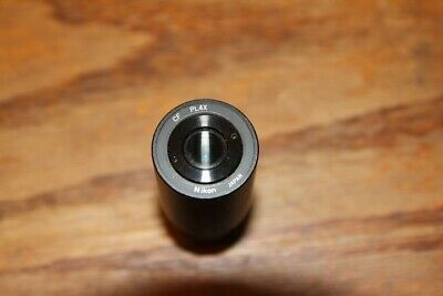 NIKON CF PL4X RELAY LENS PHOTO EYEPIECE FOR Microscope