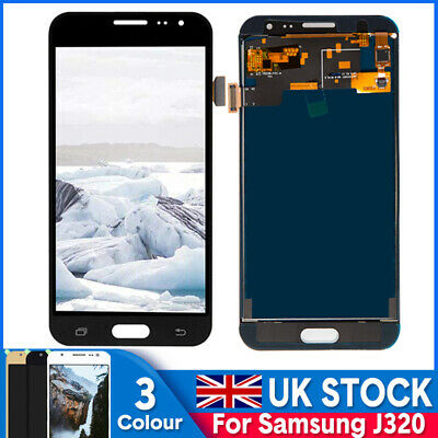 For Samsung Galaxy J3 SM-J320FN 2016 LCD Screen Touch Display Replacement Phone
