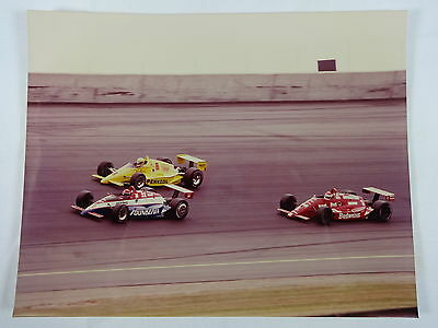 Rick Mears Bobby Rahal Dick Simon 1987 Michigan 500 Pictures Photo