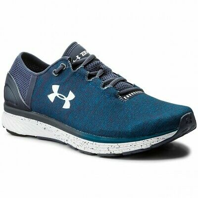 Under Armour Charged Bandit 3 Men/'s Running Mesh Blue 1295725-907 Size:US 11.5
