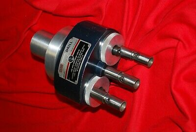 3-Spindle ARO Drill Head, Adjustable, Mounts to 8265 or 8268 Self Feed Air Drill