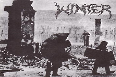 Winter - Into Darkness CD ALBUM NEW (15TH MAY)