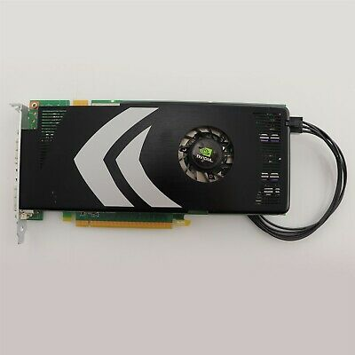 Genuine Apple NVIDIA 8800GT 512MB Mac Pro Graphics Card