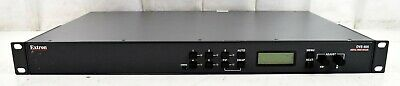 Extron DVS 605 Digital Video Scaler Seamless Video Switcher | Tested//Working