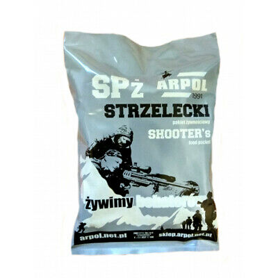 Polish Mre For Sniper, Army Ration, Emergency, Meal Ready To Eat,Canned,Military