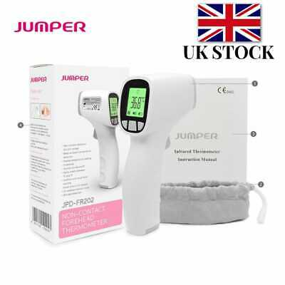 Jumper Digital Non-Contact IR Thermometer for Forehead and Object Surface