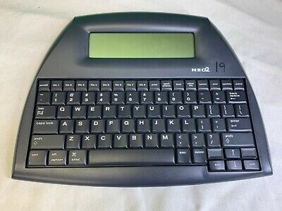 Alphasmart Neo 2 Portable Word Processor With  Usb Cable Included