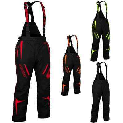 Castle X Fuel G7 Mens Snowmobile Winter Snow Skiing Sled Pants