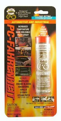 PC Products PC-Fahrenheit Hi-Temp 1-oz Epoxy Adhesive Epoxy Putty Stick