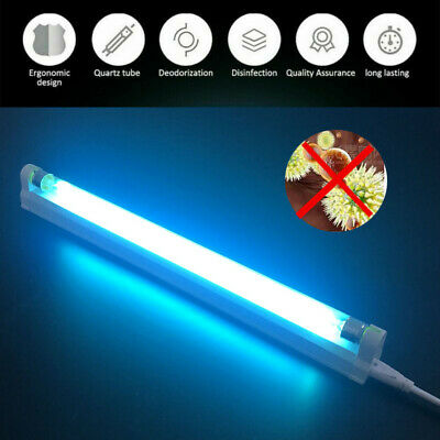 Ultraviolet Germicidal Tube Lights UV G5 Ozone Disinfection Lamp UVC Sterilizer