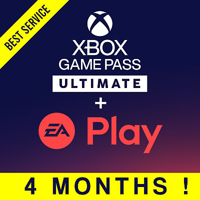 Xbox Game Pass Ultimate 3 Months - Xbox Live Gold + Game pass 🔥