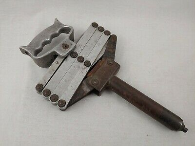 Vintage Hand Pop Riveter United Shoe Machinery PRG-440-10