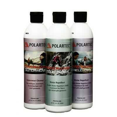 Polartec Powercare Cleaners and Water Repellents - 10 oz Fleece Water Repellent