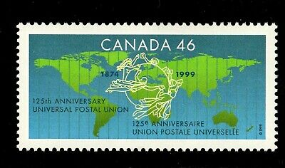 Canada No 1806,  Universal Postal Union, Mint Nh