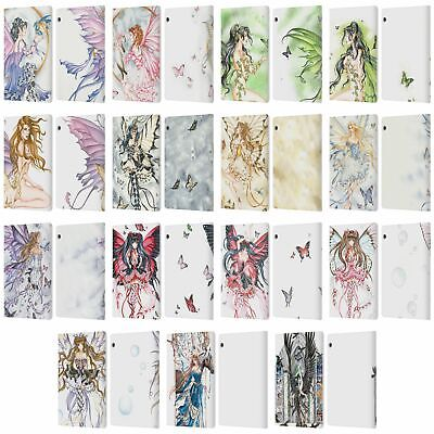 Official Nene Thomas Fairies Leather Book Wallet Case For Huawei Xiaomi Tablet