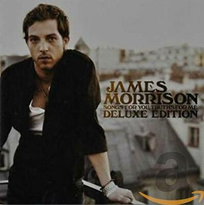 Morrison,James - Songs For You Truths For Me (D Cd New