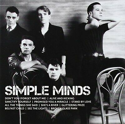 Simple Minds - Icon Cd New