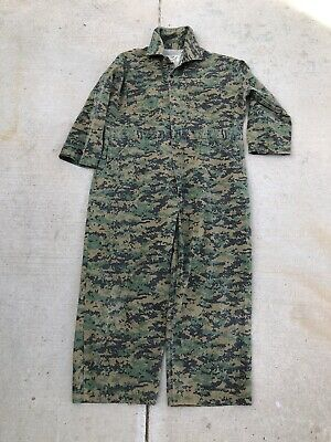 Woodland Camo Air Force Style Flightsuit Coverall Rothco 7003