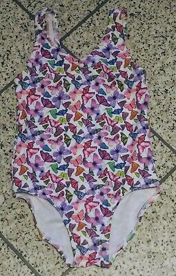 Girls BNWOT but has sticker next Butterfly swimming costume   age 3/4yrs Gorgeou