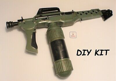 Full Scale USCM M240 Incinerator Prop Kit Aliens Movie for Cosplay or Collection