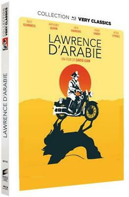 [Blu-ray Édition Digibook]  Lawrence d'Arabie [ Peter O'Toole ]  NEUF cellophané