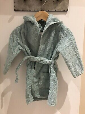 Vertbaudet - Unisex - Size 12-18 months - Towelling Dressing Gown