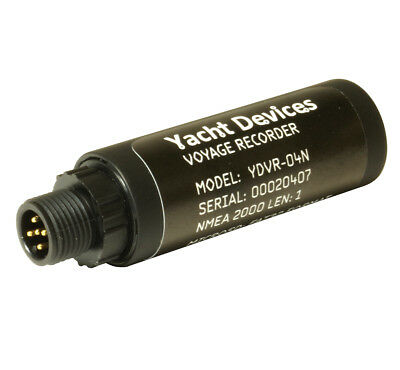 Yacht Devices Voyage Enregistrement Nmea 2000 Micro Mâle Version YDVR-04N