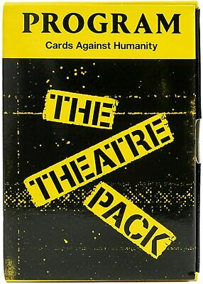 BRAND NEW SEALED* Cards Against Humanity Jew Holiday Pack