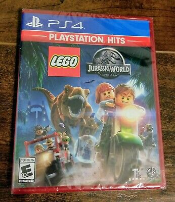 PS4 LEGO Jurassic World -PlayStation Hits- Brand New ~SEALED~