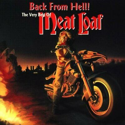 Meat Loaf - Back from hell-The very best of - Meat Loaf CD F9VG The Cheap Fast