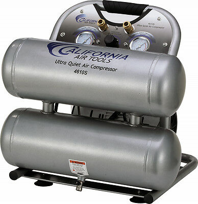 CAT- 4610S  Ultra Quiet , Oil-Free, Lightweight  Air Compressor - USED