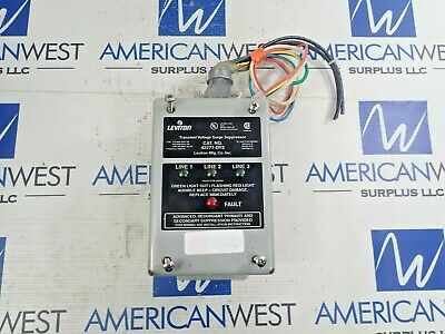 Leviton 42277-Dy3 Transient Voltage Surge Suppressor