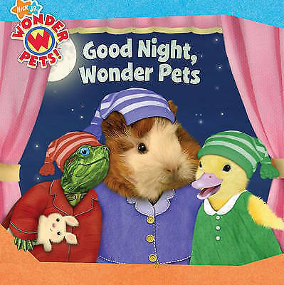 Wonder Pets Wonderpets In The Night Garden Toy Figures Tuck Linny Ming Ming 3 70 Picclick