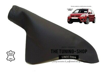 Handbrake Gaiter For Ford Fiesta 2002-2008 Leather