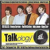 The Beatles : Talkology 3 CD Value Guaranteed from eBay's biggest seller!